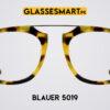 Tortoise Aviator Blauer 5019 Glasses Frames