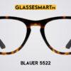 Blauer 5522 glasses frame