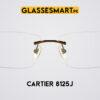 Cartier 8125J Glasses Frame