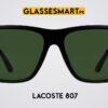Lacoste 807 Black Sunglasses