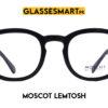 Black Moscot Lemtosh Glasses Frame