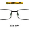 Zari 6001 Glasses frame black