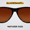 Wayfarer 5020 Sunglasses brown