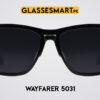 Wayfarer 5031 Sunglasses Black