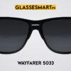 Wayfarer 5033 Black Sunglasses