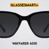 Wayfarer 6010 Black Sunglasses