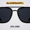 Dita 8105 Sunglasses Black