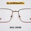 Dita C8700 Glasses Frame