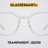Transparent Glasses Frame