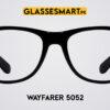 Wayfarer 5052 Black Glasses Frame