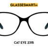 Cat eye 2315 eyeglasses